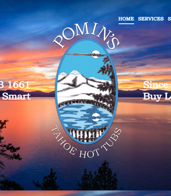 Pomin's Tahoe Hot Tubs